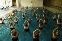 Sporten en bewegen in het Geusseltbad