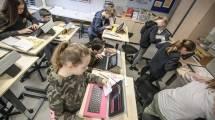 Vlinderboom, Kindcentrum, Maastricht, onderwijs Maastricht, Basisschool in beweging