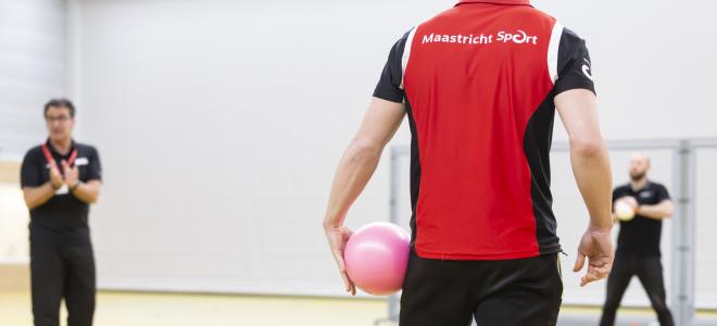 Maastricht Sport binnensportaccommodaties