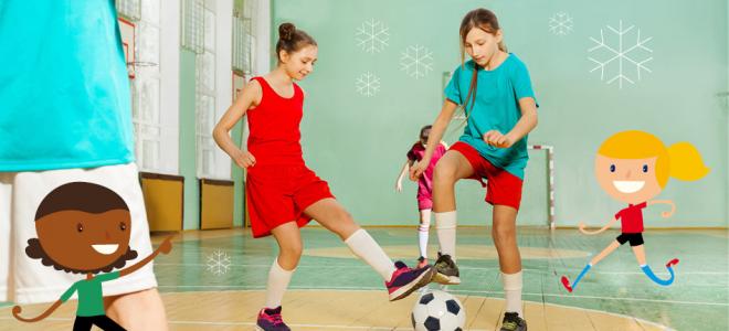 Meidenvoetbal Wintertoernooi Maastricht Sport activiteiten voor kinderen