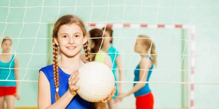 Succesvolle aftrap sportieve clinics